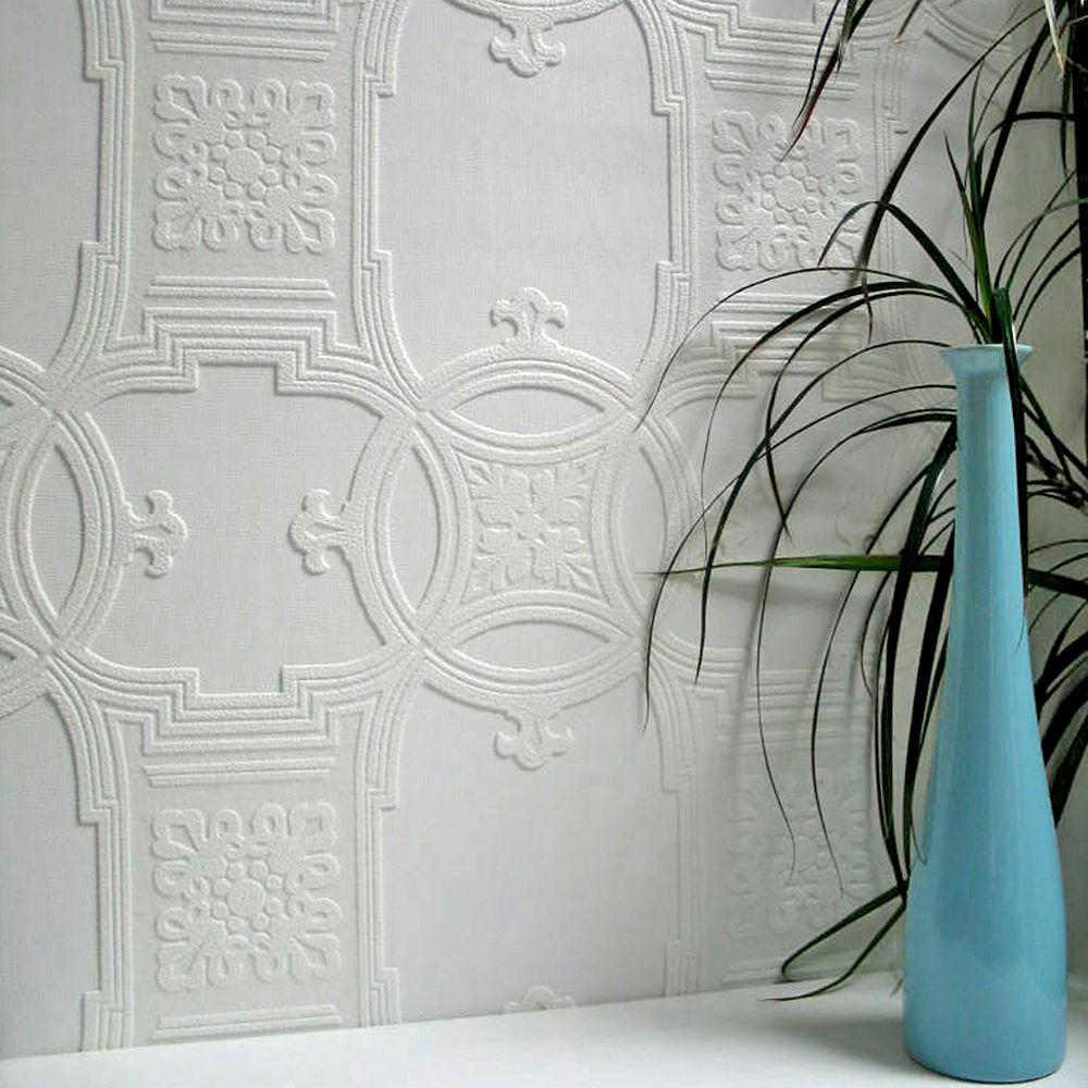 Fullsize Of Paintable Textured Wallpaper