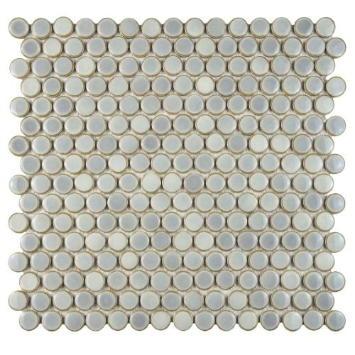 Medium Of Penny Round Tile