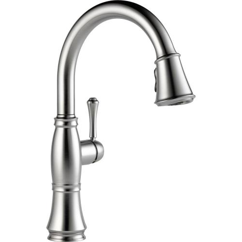 Medium Of Delta Cassidy Faucet