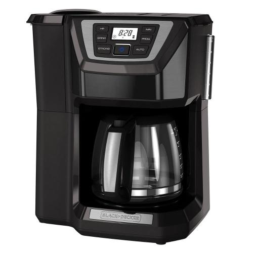 Medium Crop Of Built In Coffee Maker