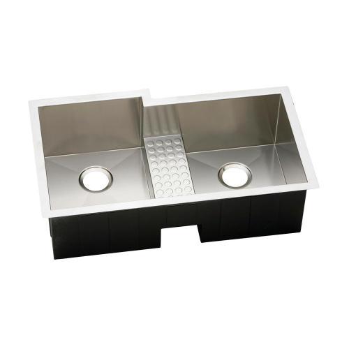 Medium Of Sink With Drainboard
