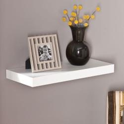 Small Crop Of Wall Shelves White