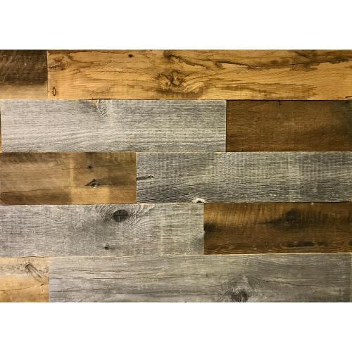 Medium Of Barn Wood Wall