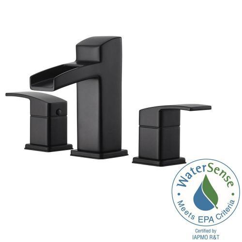 Medium Of Black Bathroom Faucets