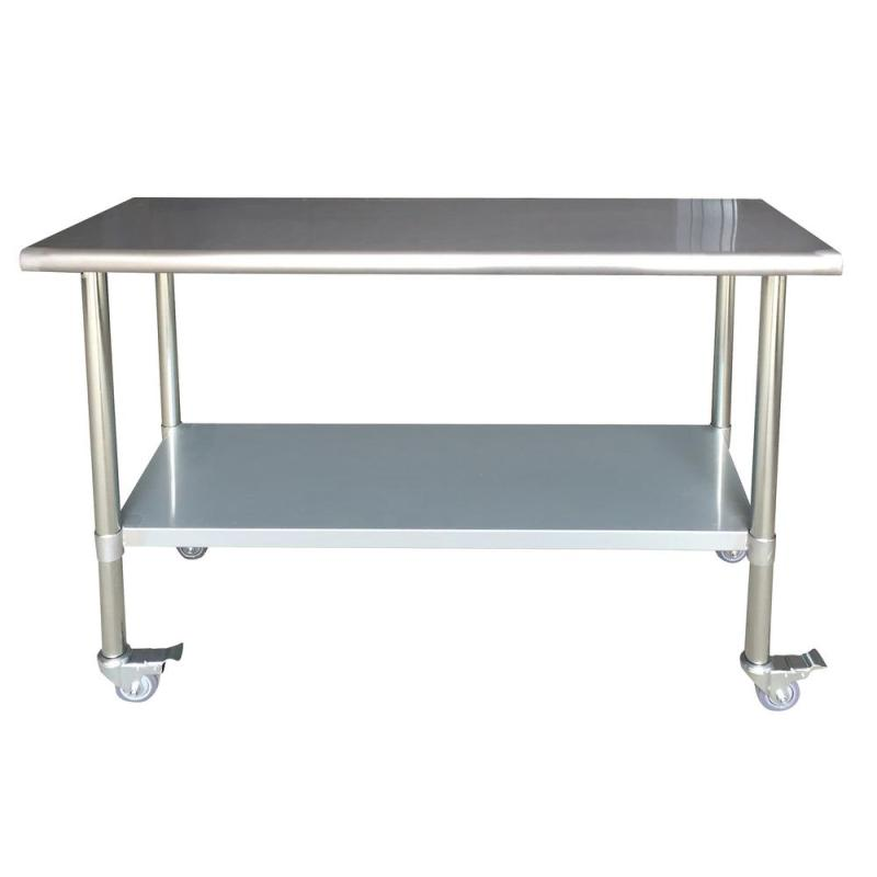 Large Of Kitchen Utility Table