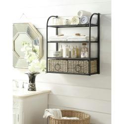 Small Of Wall Shelf For Bathroom