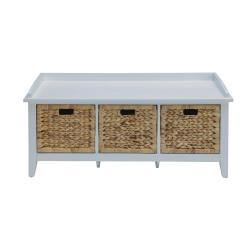 Small Of White Storage Bench