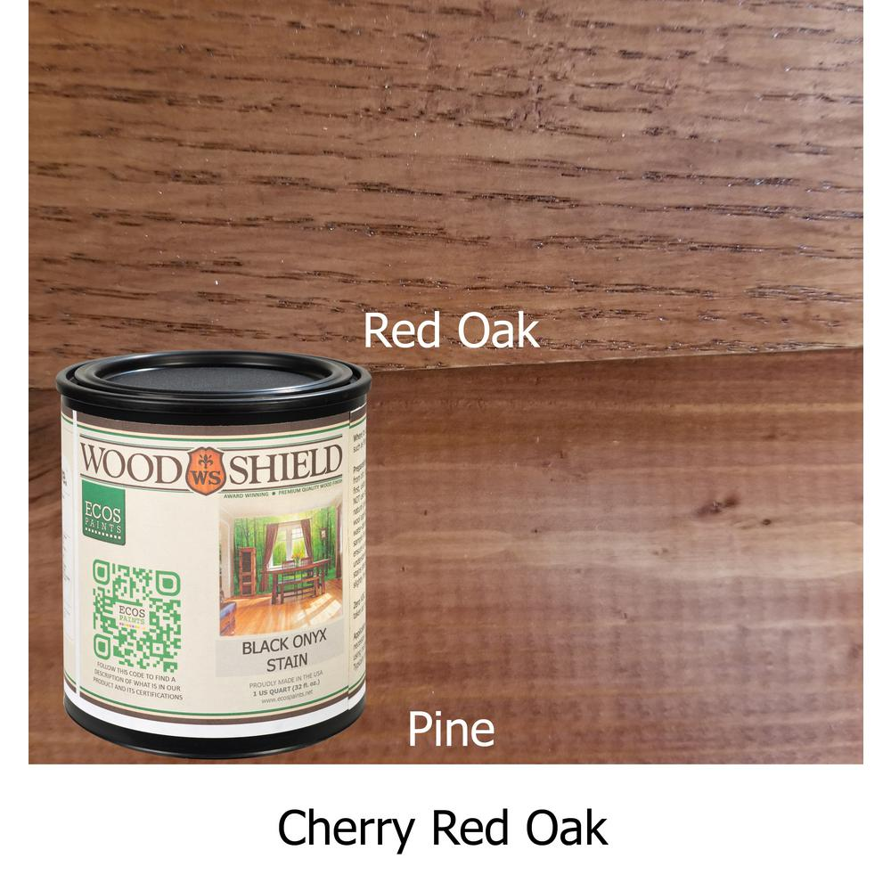 Alluring Cherry Red Oak Woodshield Interior Stain Cherry Red Oak Woodshield Interior Red Oak Stained Black Red Oak Stain Minwax houzz 01 Red Oak Stain