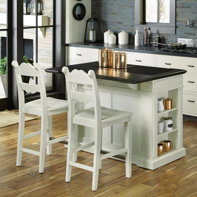 Large Of Home Style Kitchen Island