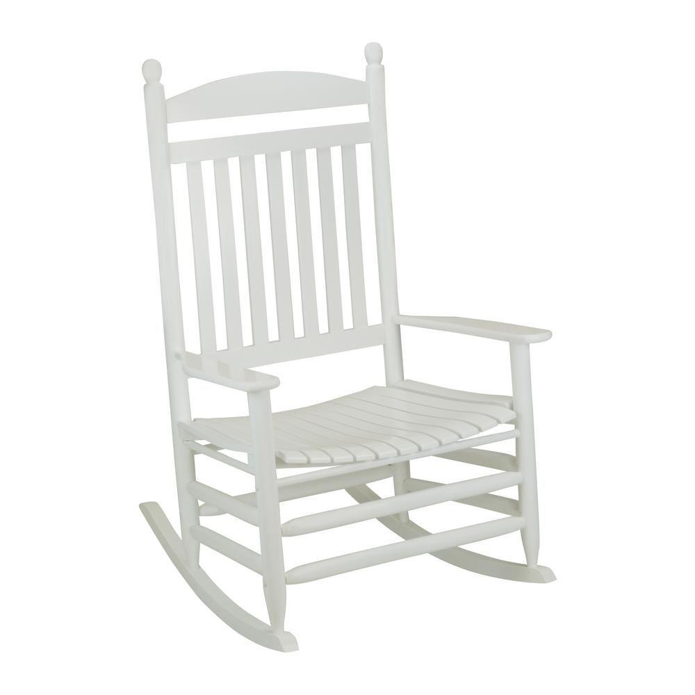 Fullsize Of White Rocking Chair