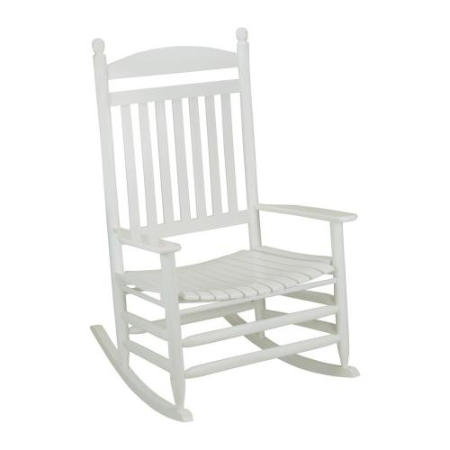 Medium Crop Of White Rocking Chair