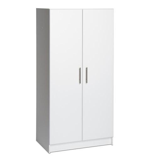 Medium Crop Of White Storage Cabinet