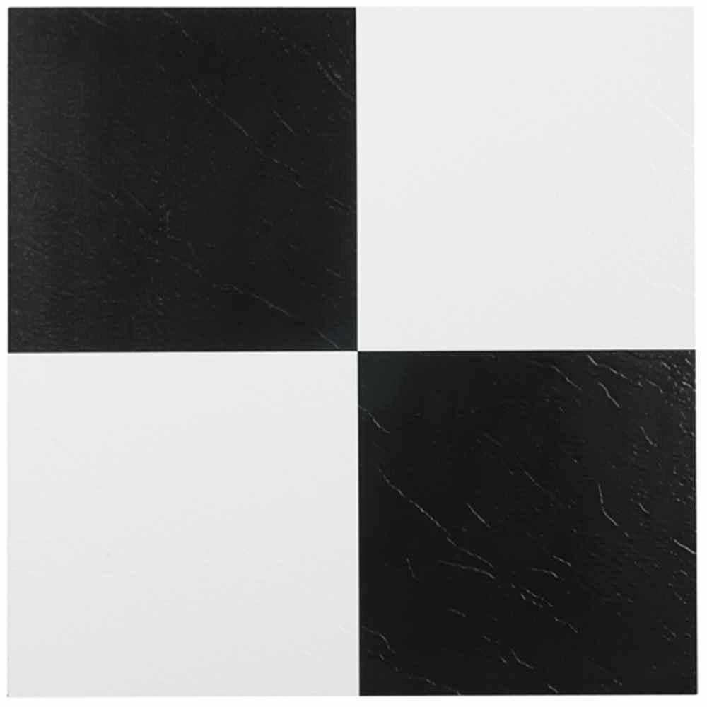 High Nexus Black Tile Home Depot Black Tile Bedroom Stick Checkered Pattern Black Luxury Vinyl Tile Vinyl Ing Resilient Ing Black X Peel houzz 01 Black And White Tile Floor