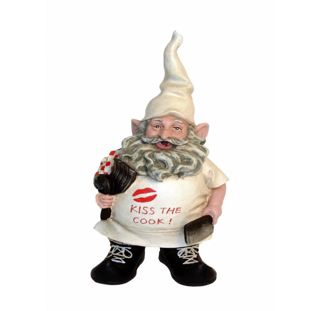 Astounding Cooking Kiss Cook Apron Statue Homestyles H Chef Gnome Cooking Kiss Cook Apron Kiss Cook Apron Dirty Kiss Cook Apron Target H Chef Gnome houzz-03 Kiss The Cook Apron
