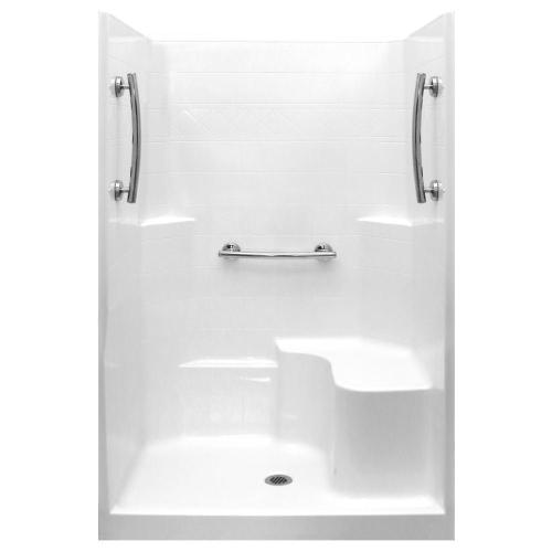 Medium Crop Of Fiberglass Shower Stalls