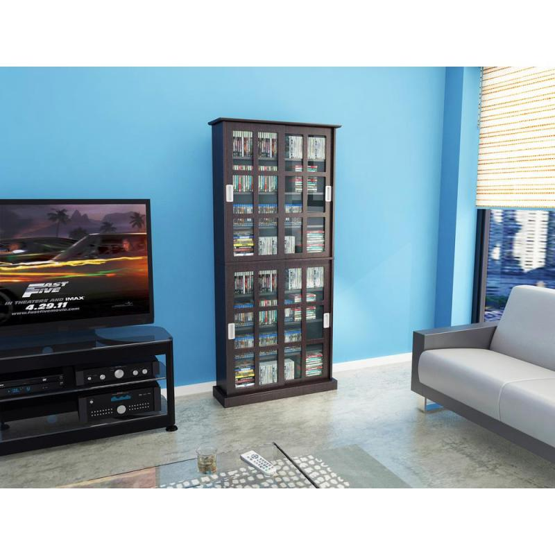 Large Of Media Storage Cabinet
