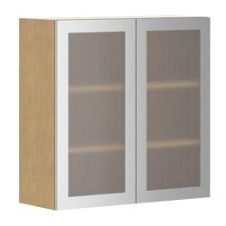 Small Of Kitchen Cabinets With Glass Doors