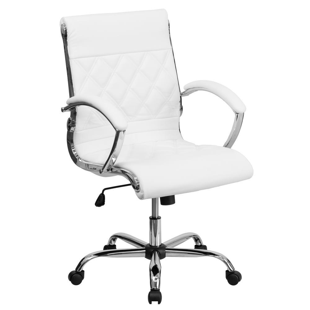 Fullsize Of White Office Chair