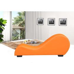 Small Of Leather Chaise Lounge