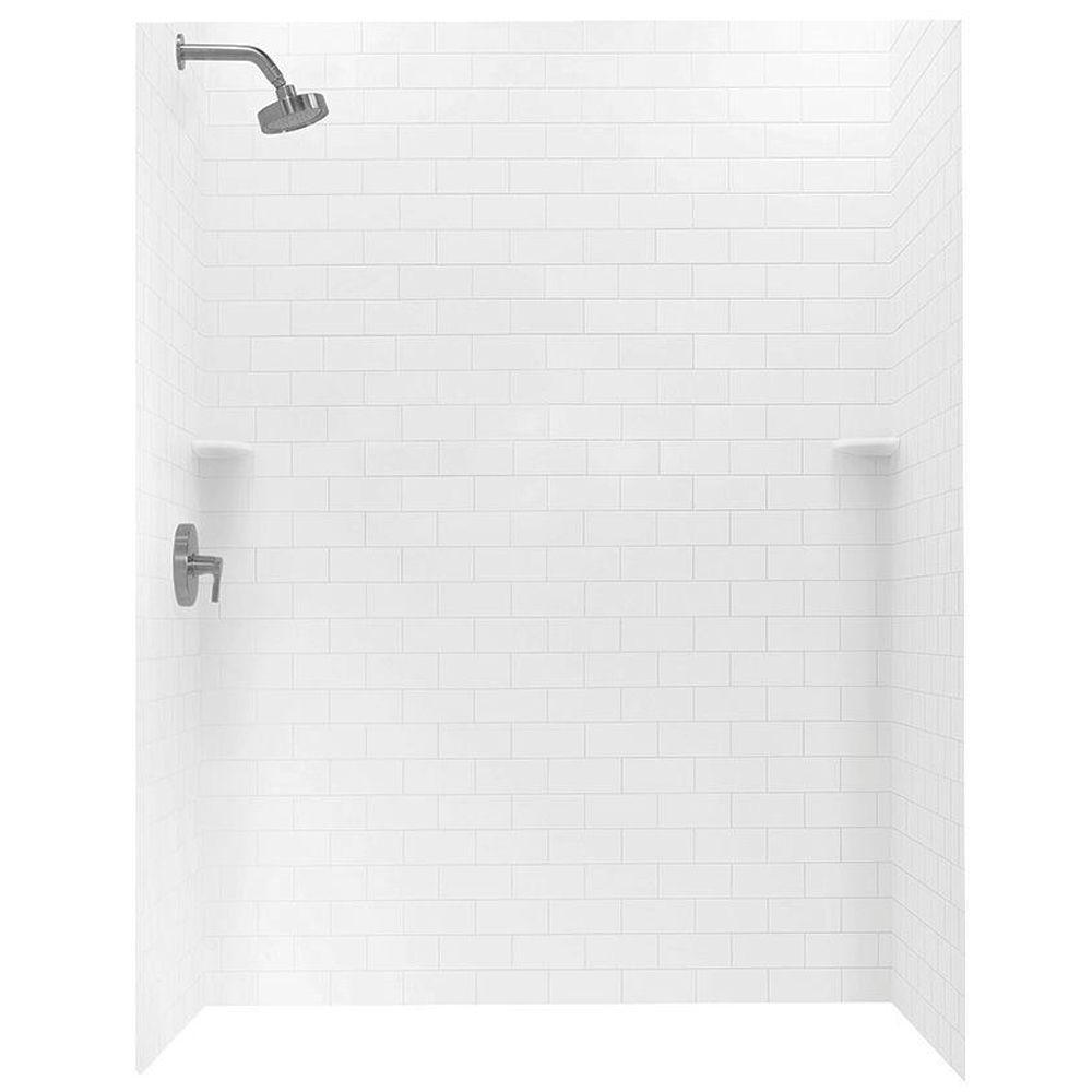 Fullsize Of White Subway Tile Shower