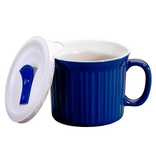 Medium Of Porcelain Coffee Mug With Lid