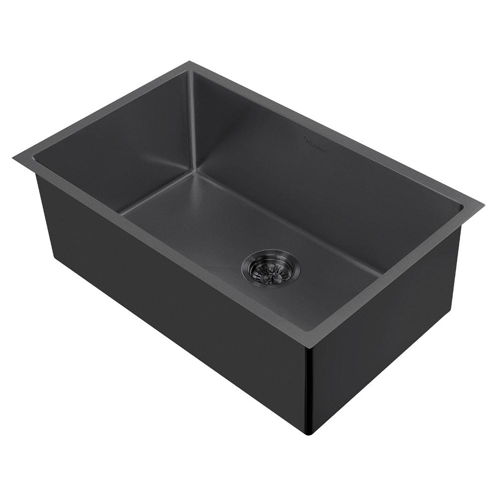 Fullsize Of Black Kitchen Sink