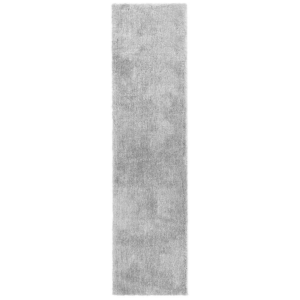 E Ethereal Gray 2 Ft X 8 Indoor Runner Rug