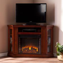 Small Of Corner Fireplace Tv Stand