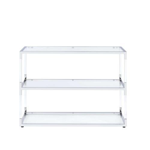 Medium Crop Of Acrylic Console Table