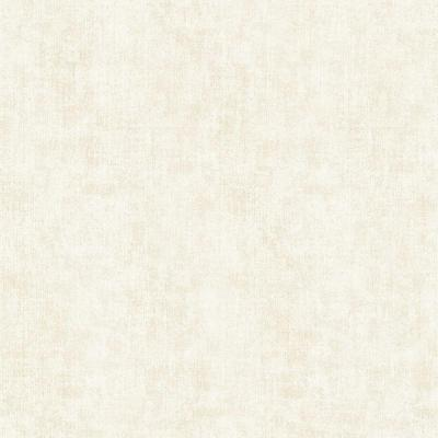 Kenneth James Sultan Cream Fabric Texture Wallpaper-2618-21347 - The Home Depot