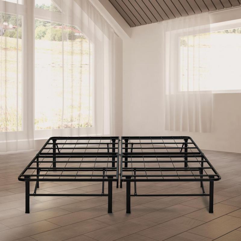 Large Of Metal Platform Bed