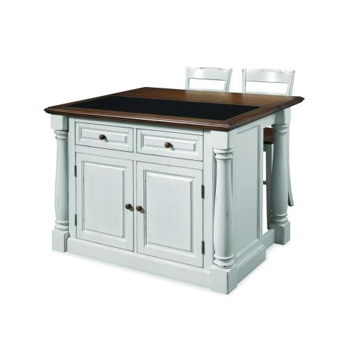 Medium Crop Of White Kitchen Island Table