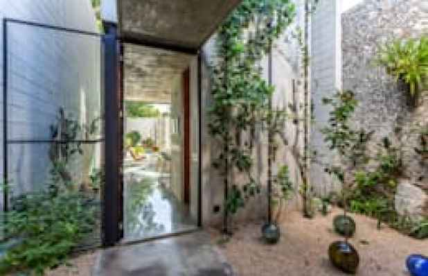 Vườn by Taller Estilo Arquitectura