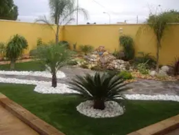 Vườn by Jardines Paisajismo Y Decoraciones Elyflor