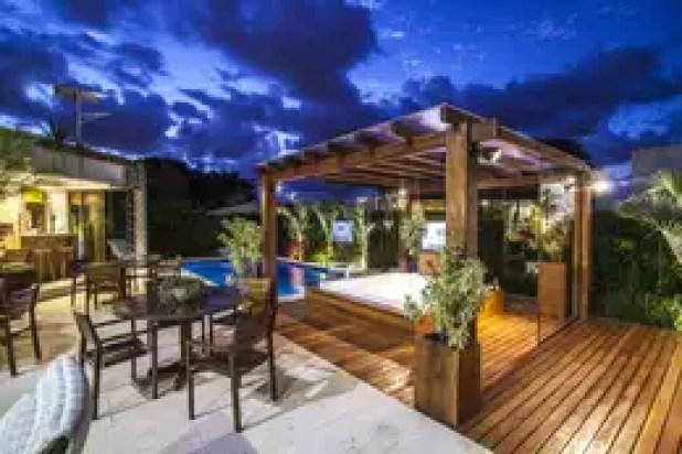 Vườn by Amanda Diniz Arquitetura & Interiores