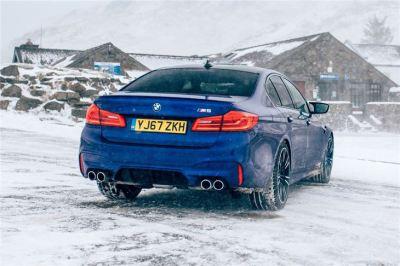 BMW M5 2018 Road Test   Road Tests   Honest John