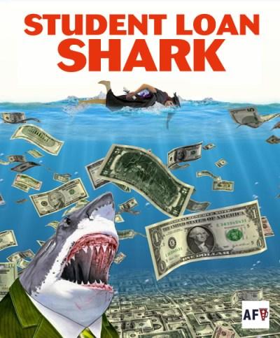 Student Loan Sharking? | HuffPost