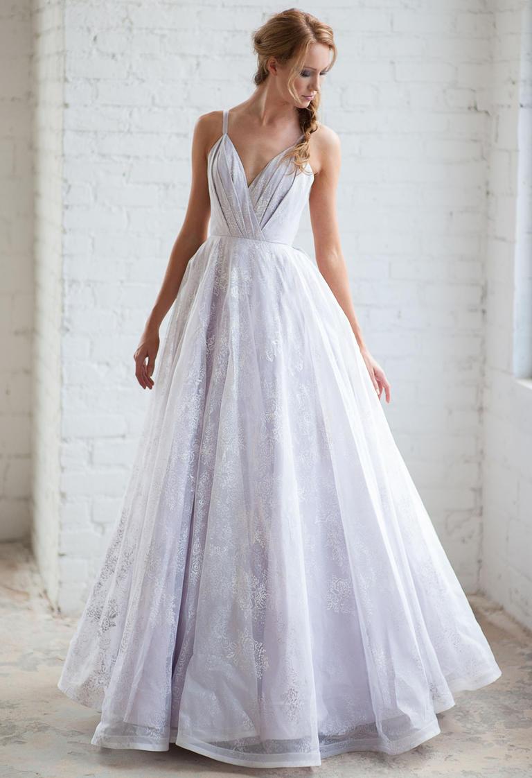 colorful wedding dresses bridal fashion week b color wedding dresses Purple Wedding Dress 10 16 purple