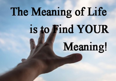 Why Is It Important to Live a Meaningful Life?   HuffPost