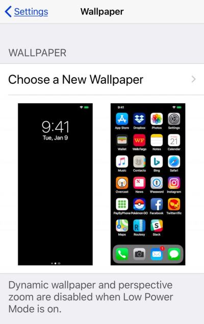 How to change the iPhone wallpaper | Macworld