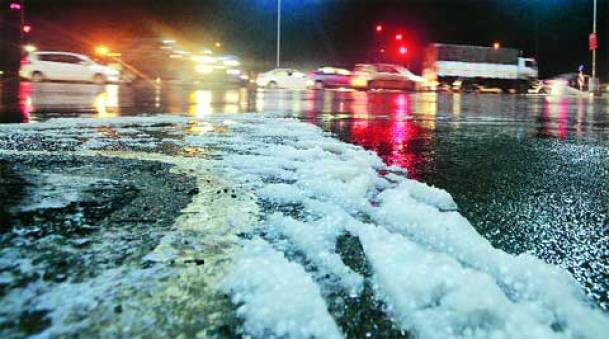 Image result for chandigarh hailstorms