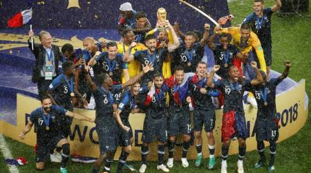 FIFA World Cup 2018 Awards: Full list of winners | The Indian Express