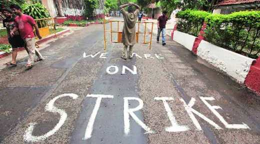 FTII, FTII  protest, Gajendra Chauhan, Anagha Ghaisas, Anagha Ghaisas RSS background, Sangh pracharak, Narendra Modi, Gajendra Chauhan ftii, latest news, bjp, film and television institute of india, indian express