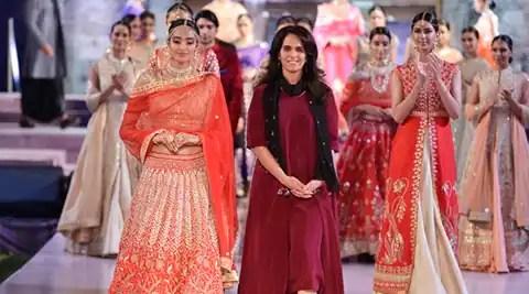 Indian designers are waking up to pret: Designer Anita ...