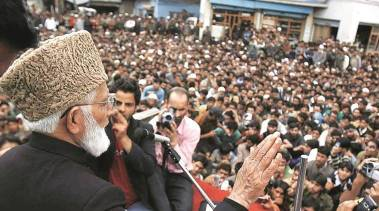 At 87, Geelani continues to be the biggest hurdle for New Delhi in its efforts for a solution to the Kashmir issue within the ambit of the Indian Constitution. Shuaib Masoodi