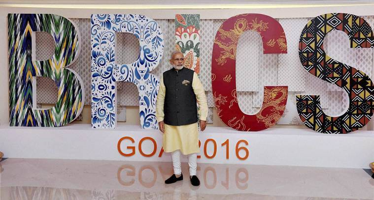 Image result for brics summit 2016 goa