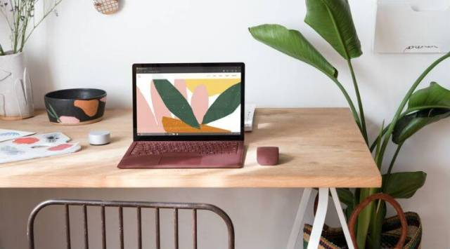Microsoft, Microsoft Surface Laptop, Surface Laptop Price, Surface Laptop Windows 10 S, Surface Laptop Price India, Surface Laptop India price, Windows 10 S, Windows 10 S features, Surface Laptop specs