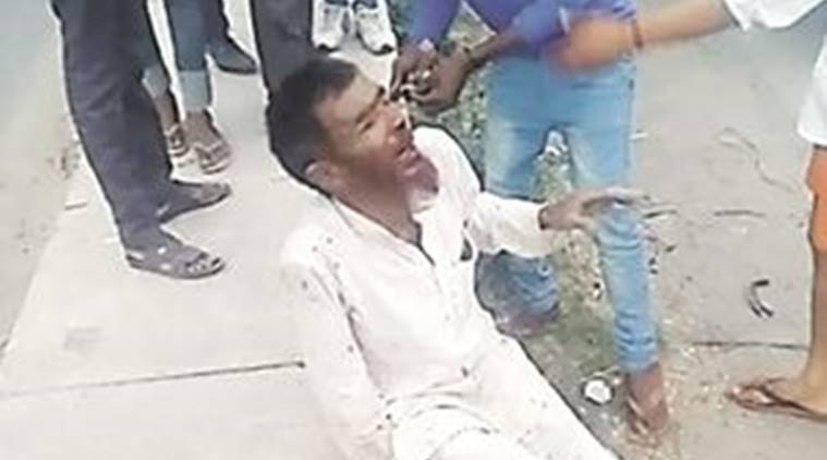 Pehlu Khan, mob lynching, lok Sabha elections 2019, narendra Modi, law and order, UP Mob lynching, cow vigilantism, pehlu khan murder, india news, indian express