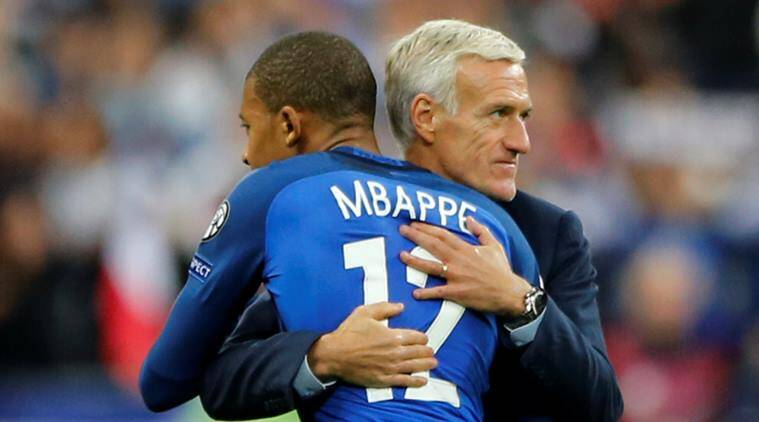 France need to learn to hurt opponents  says coach Didier Deschamps     france vs belarus  didier deschamps  france football qualifying  world cup  qualifiers  football