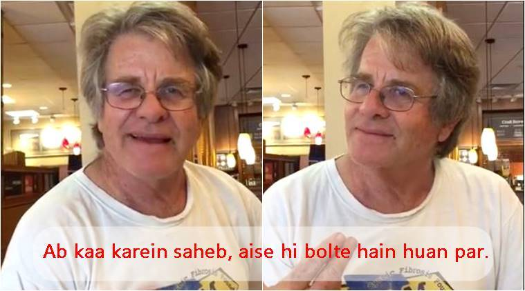 VIDEO  This Australian gentleman s Bihari accent is so on point that     Australian man talking bihari  Australian man talking Bhojpuri  Bhojpuri  language  Australian man talking